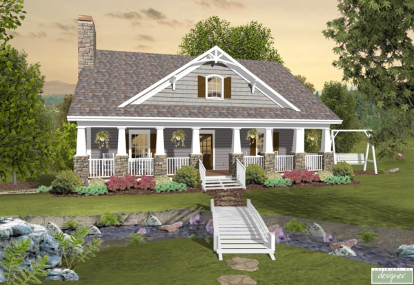 Our Most Popular Budget Friendly House Plans DFD House Plans
