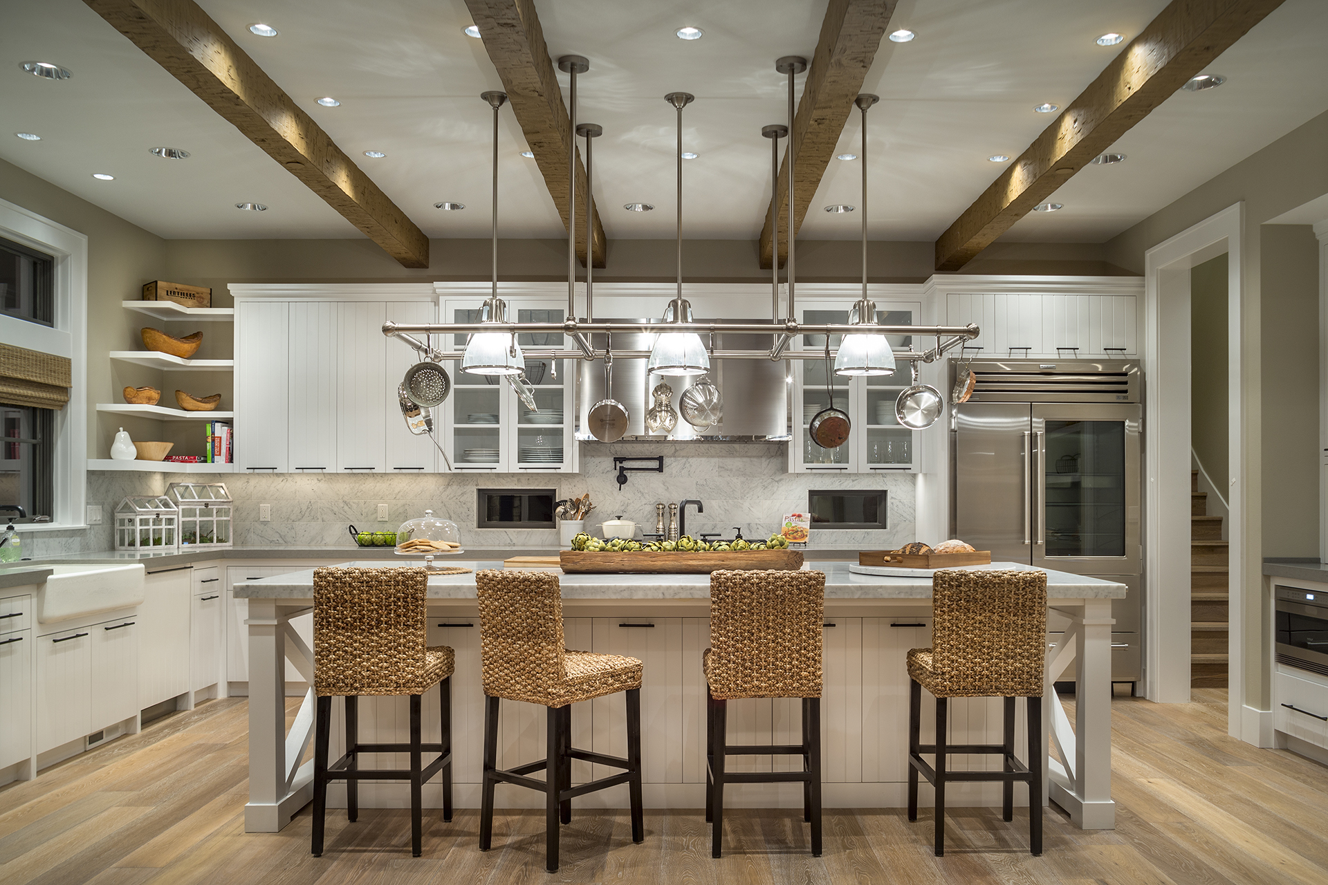 great kitchen designs for the holidays