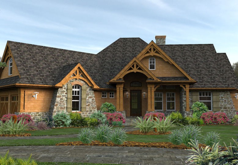 Popular Ranch House Plans: Popular Ranch House Plans