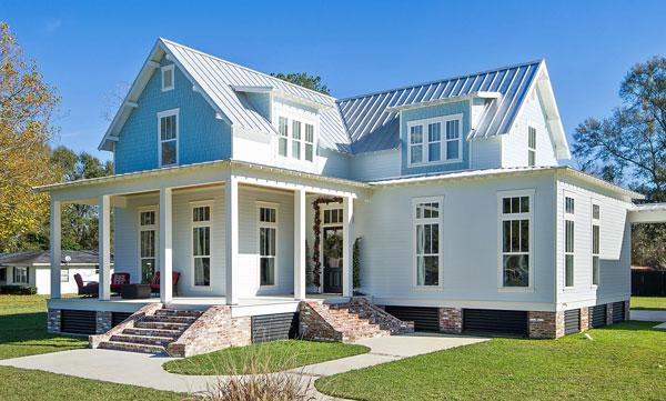 country farmhouse home plan