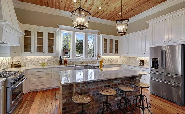 House Plan 9772 kitchen