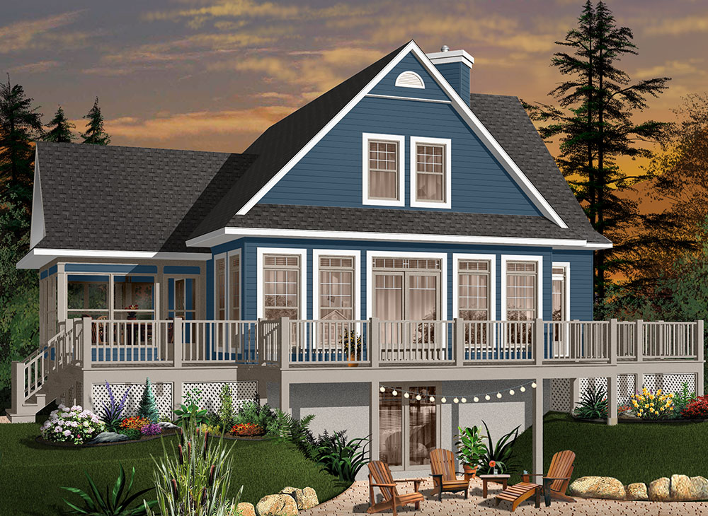 Affordable And View Worthy Lake Homes
