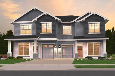 Multi-Family; Duplex House Plan
