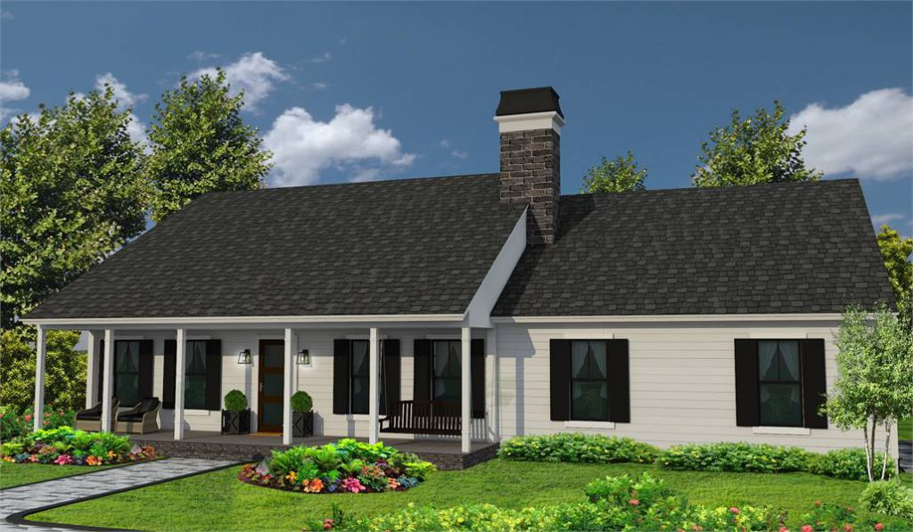 Cottage Home Floor Plans
