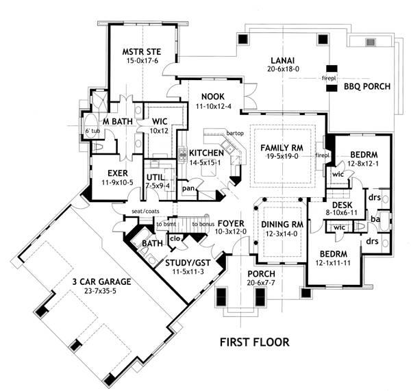 open floor plans archives dfd house plans blog