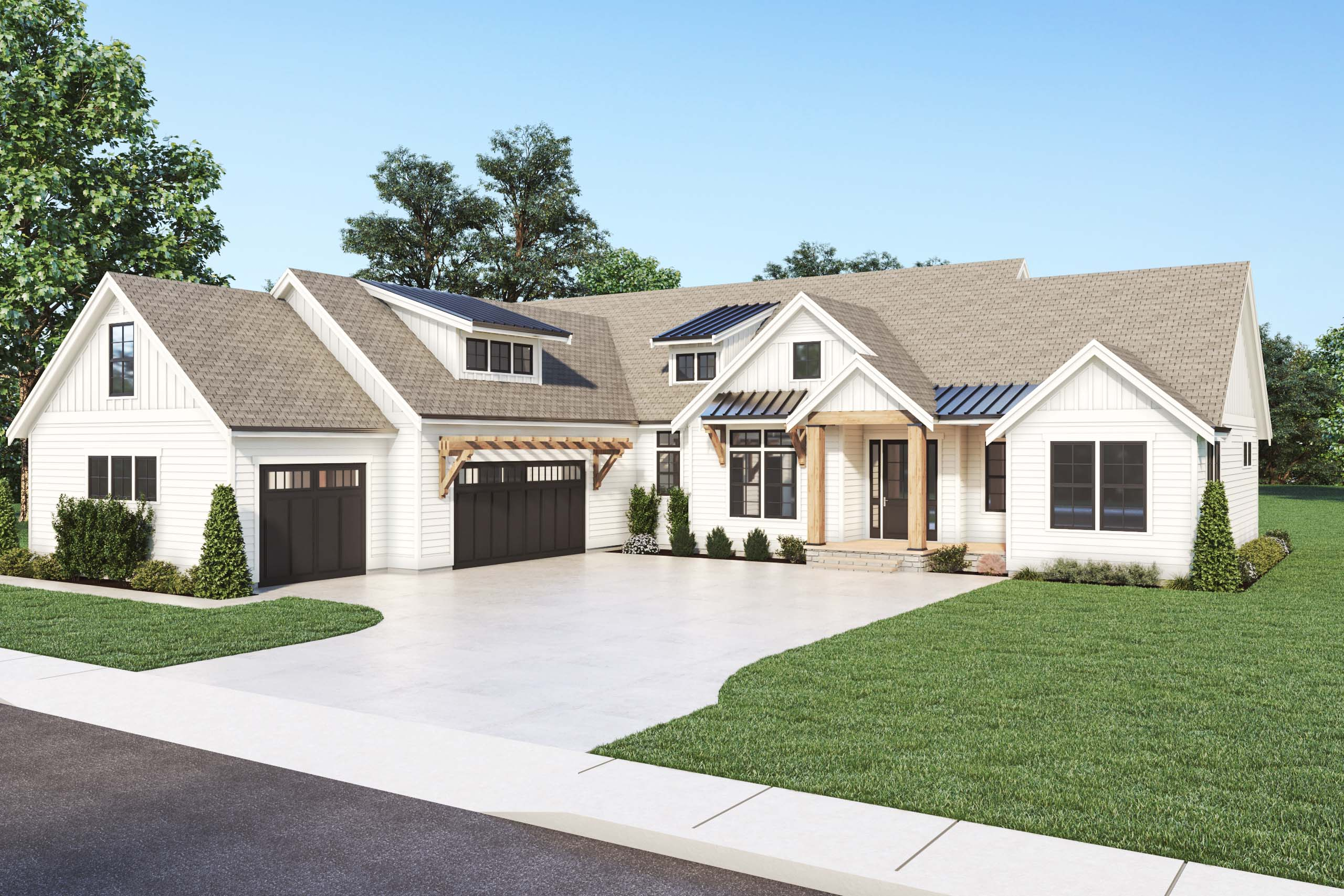 Five Fresh New Homes for Spring