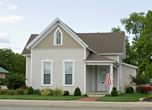 The advantages of side loading garages dfd house plans for Side load garage house plans
