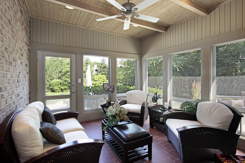 Tips for designing a winter verandah