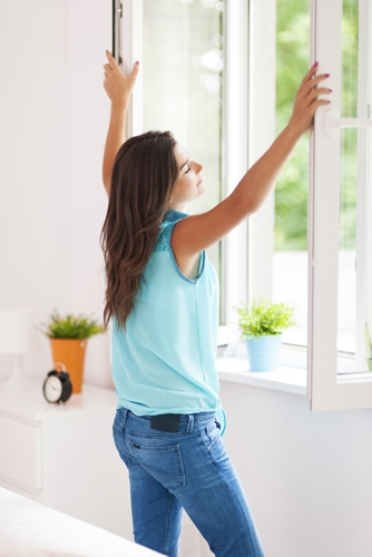 Window design affects energy efficiency