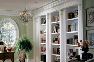 Fypon Millwork, Molding & Trim for House Plans