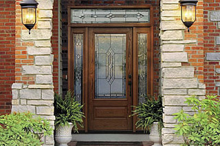 Therma-Tru Entry Doors for Home Plans