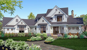 Exclusive House Plan 3151