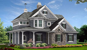 Exclusive House Plan 3204