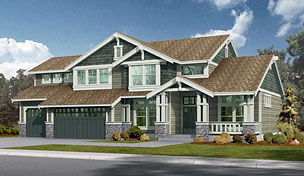 Exclusive House Plan 3212