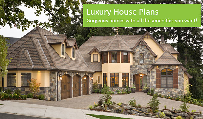 Luxury House Plans Online