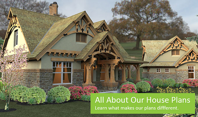 About Our House Plans Website
