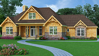 Craftsman House Plans Online