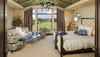 Great Master Suite Ideas