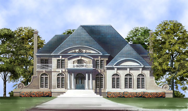 Estimate the cost to build for hepplewhite 7975 direct for Resi cost