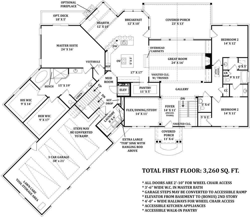 96 Universal Design Bathroom Floor Plans Open Floor Plan Kitchen Living Room Design Bathroom