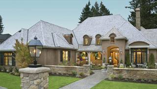 Energy Star European House Plans by DFD House Plans