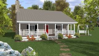 Vacation Home Plans by DFD House Plans