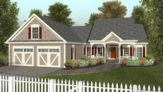 Empty Nester House Blueprints by DFD House Plans