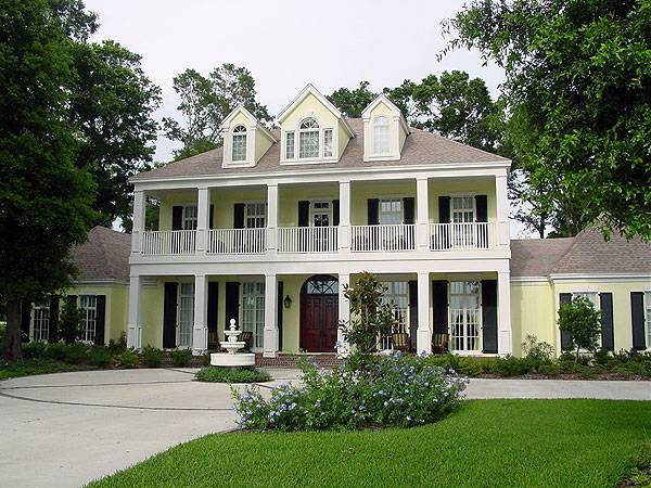 Best selling southern house plans direct from the for Southern home plans designs