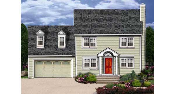 Estimate The Cost To Build For Colonial Charm 5804