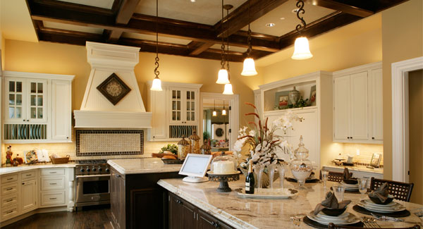 Elegant Luxury Kitchen Design