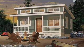 Beach House Plan With 2 Bedrooms And 1 5 Baths Plan 1492