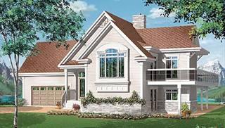 Beach House Plan With 3 Bedrooms And 4 5 Baths Plan 4441