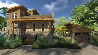 Small Vacation House Plans by DFD House Plans