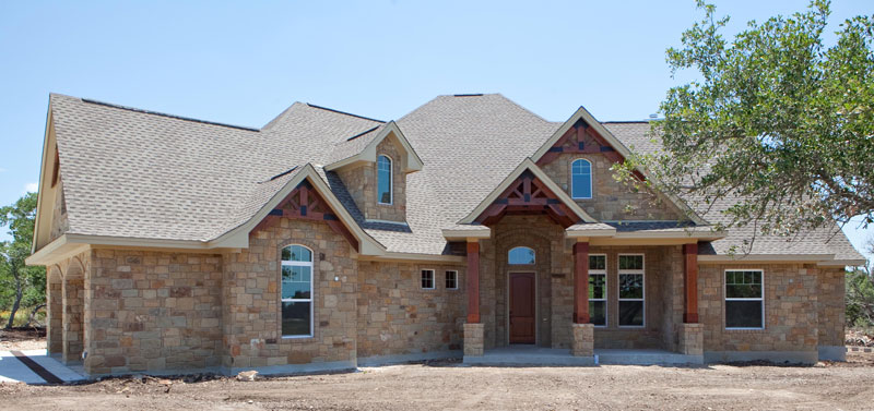 Craftsman with 3 bedrooms and 3 5 baths house plan 2297 for Aggiunta di garage ranch rialzato