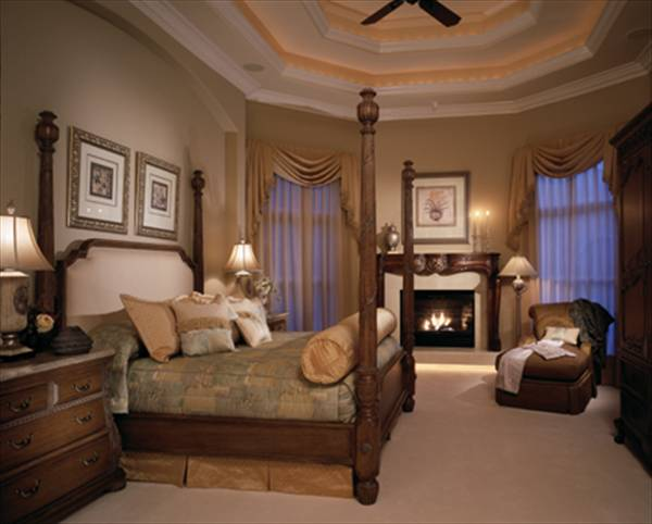 Creating A Romantic Master Suite