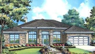 Florida Contemporary House Plans by DFD House Plans