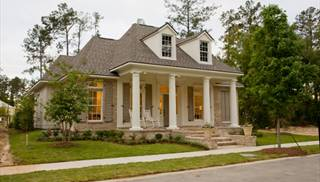 Florida Tuscan House Plans by DFD House Plans