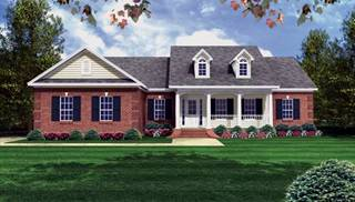Country House Plan With 3 Bedrooms And 2 5 Baths Plan 7087
