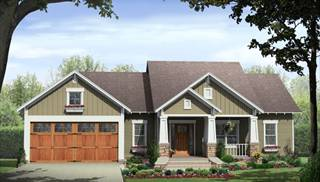Affordable Country Home Plans by DFD House Plans
