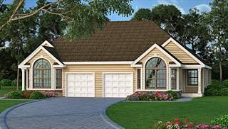 duplex plan 5283. Black Bedroom Furniture Sets. Home Design Ideas