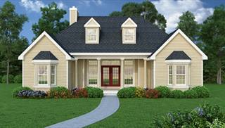 Ranch House Plan with 3 Bedrooms and 2.5 Baths - Plan 4676 on ranch with porch, ranch with apartment, ranch with garage, ranch with daylight, ranch with basement, ranch with waterfall, ranch with deck,