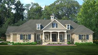 Bearden House Plan by DFD House Plans