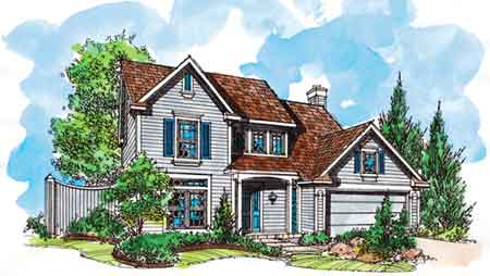 Estimate The Cost To Build For The Glen Haven 1506