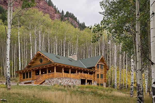 Estimate The Cost To Build For The Hudson Log Home 9432