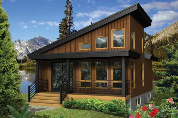 Affordable Modern Cabin
