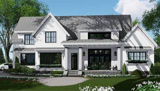 Cottage House Plan With 4 Bedrooms And 4 5 Baths Plan 3404