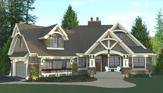 Craftsman House Plan With 3 Bedrooms And 3 5 Baths Plan 9720