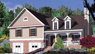 split-level house plans