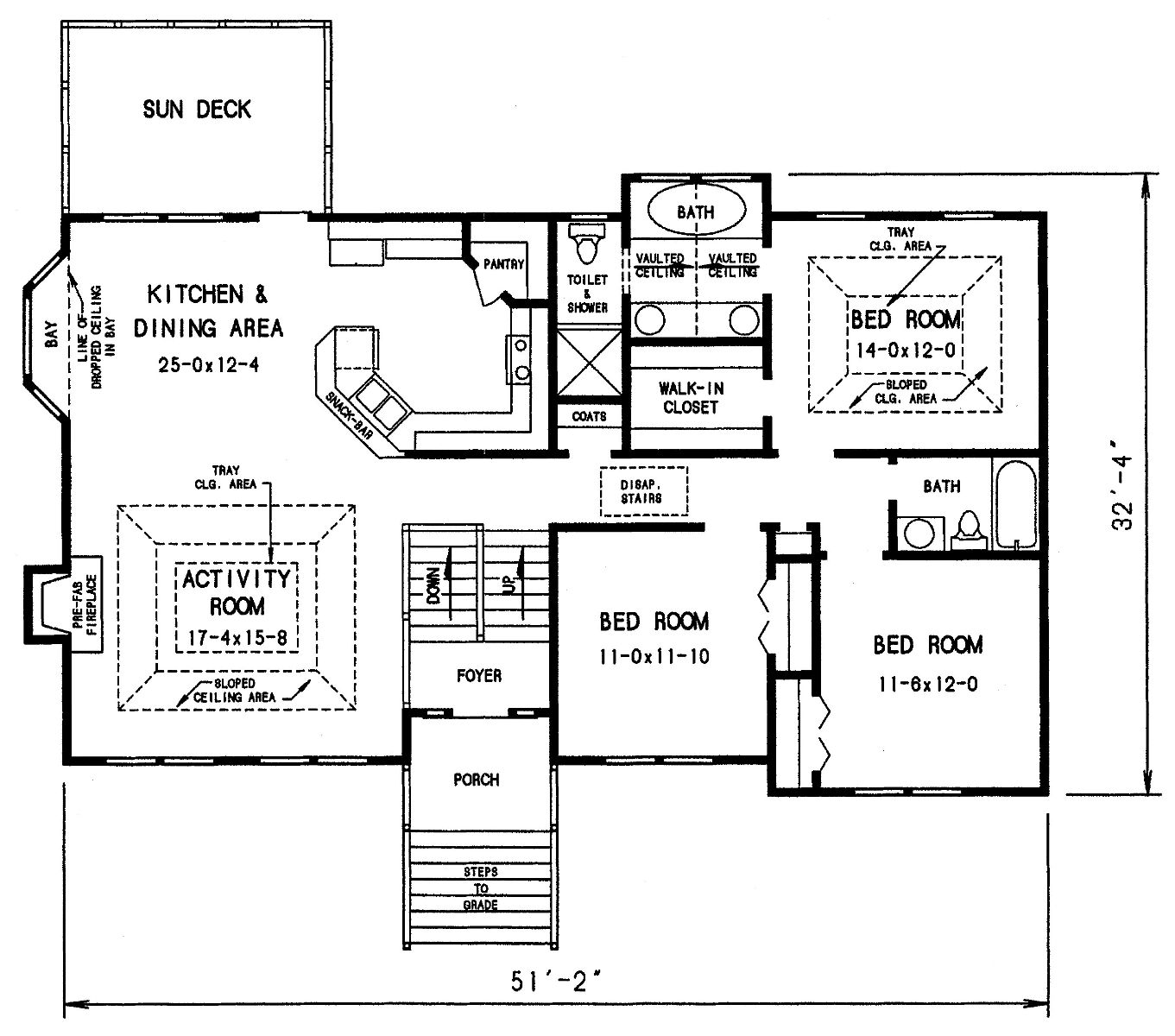 4 Bedroom Split Foyer Home Plans 4 Free Printable Images House