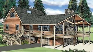 Craftsman House Plan with 3 Bedrooms and 3.5 Baths - Plan 3769